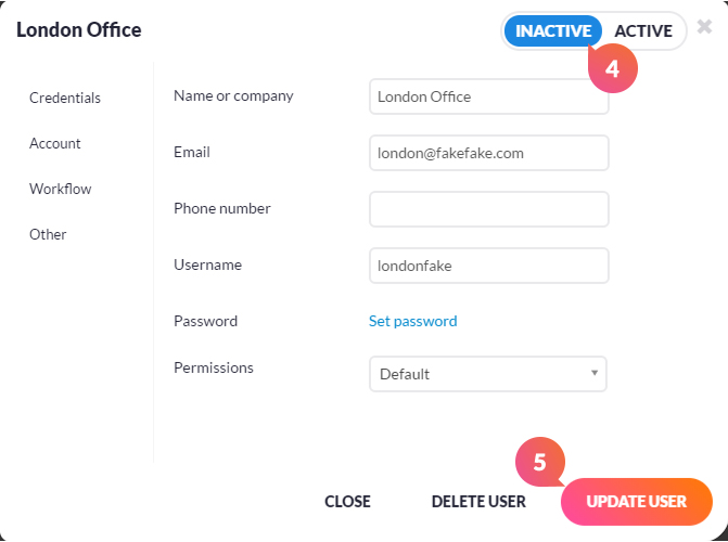 How Can I Deactivate Or Delete A User? – Sendible Support