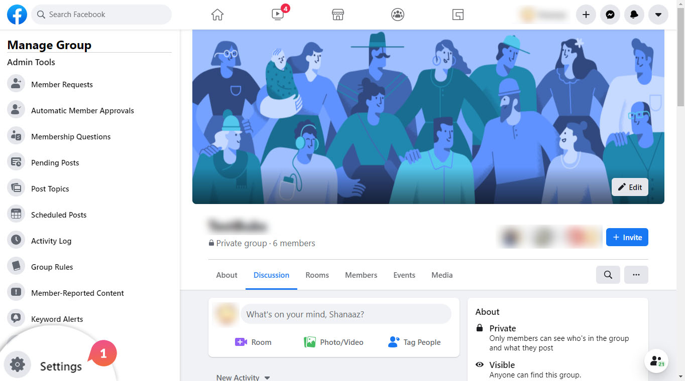 How can I add my Facebook Group? – Sendible Support